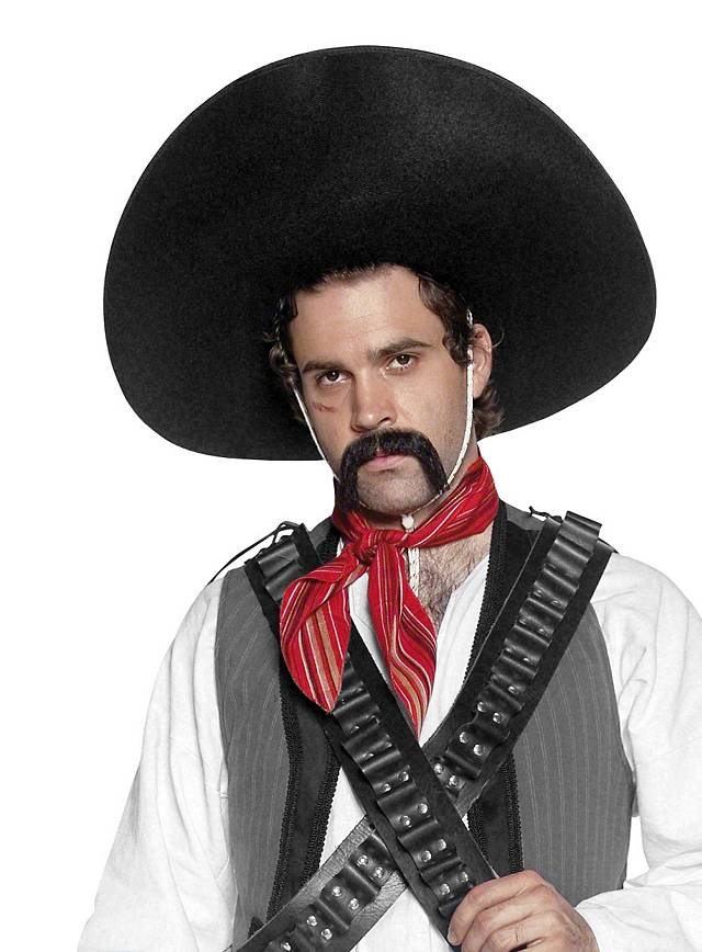 Adult halloween party decorations - Old West Bandito Costume