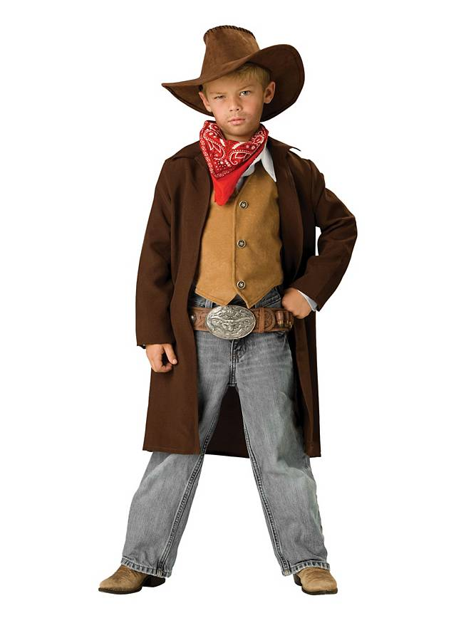 Old West Sheriff Kids Costume Maskworld Com