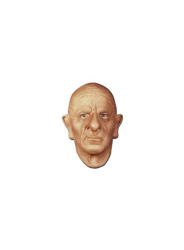 Opi Maske aus Schaumlatex