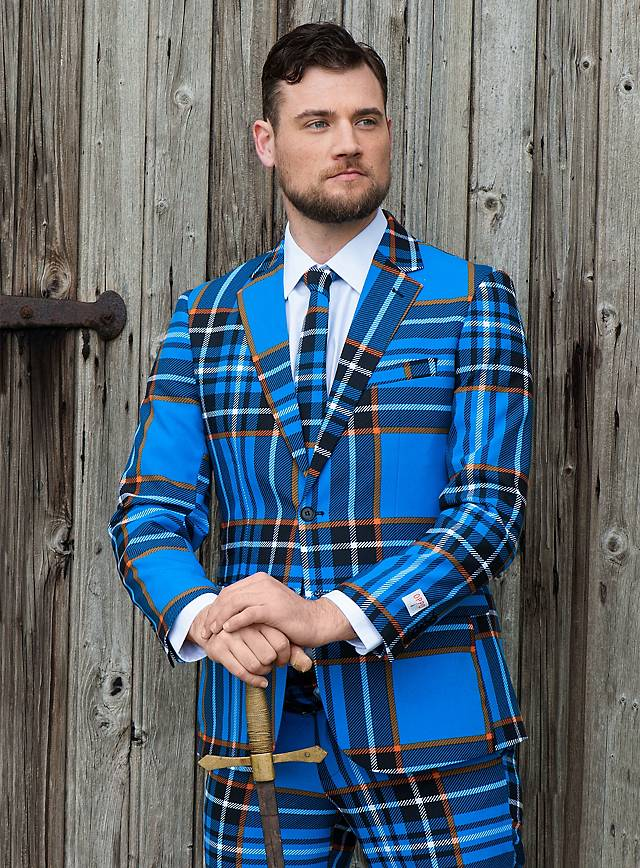opposuits braveheart anzug. Black Bedroom Furniture Sets. Home Design Ideas