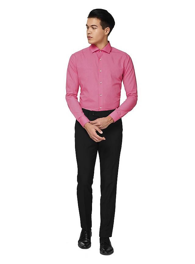 OppoSuits Mr Pink  Hemd