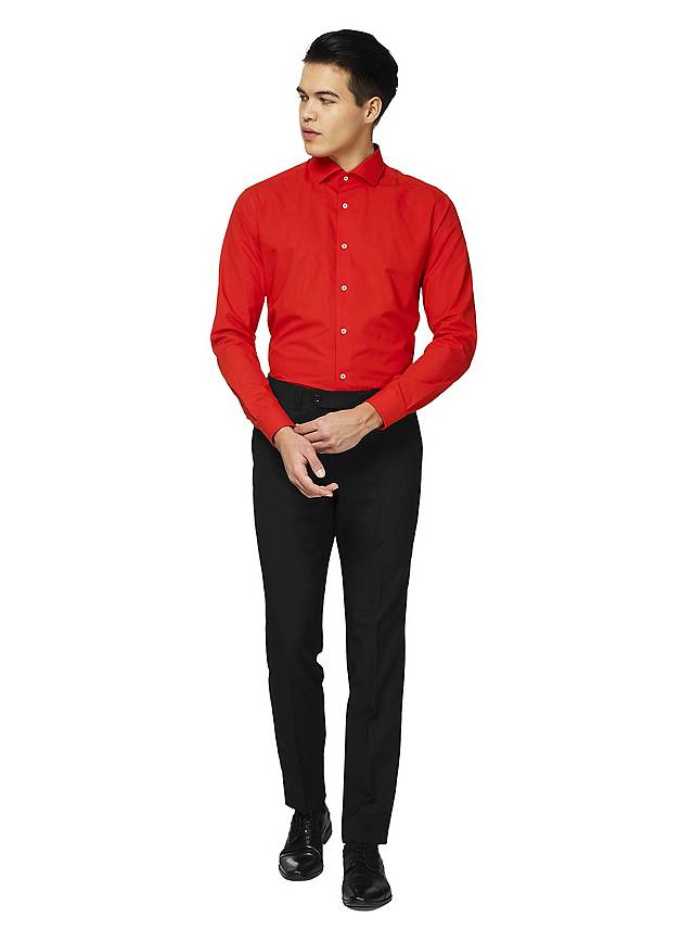 OppoSuits Red Devil Shirt