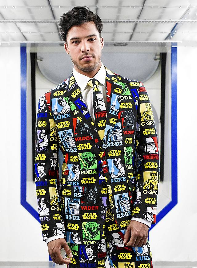OppoSuits Strong Force Anzug