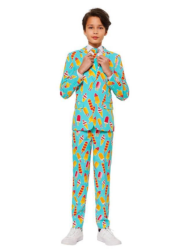 OppoSuits Teen Cool Cones Anzug für Jugendliche