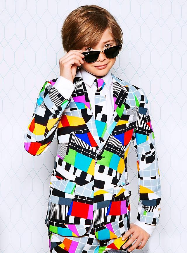 OppoSuits Teen Testival Anzug für Jugendliche