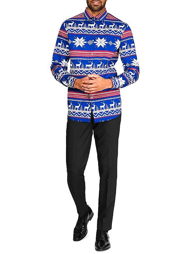 OppoSuits The Rudolph Hemd
