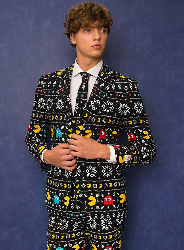 OppoSuits Winter Pac-Man Anzug