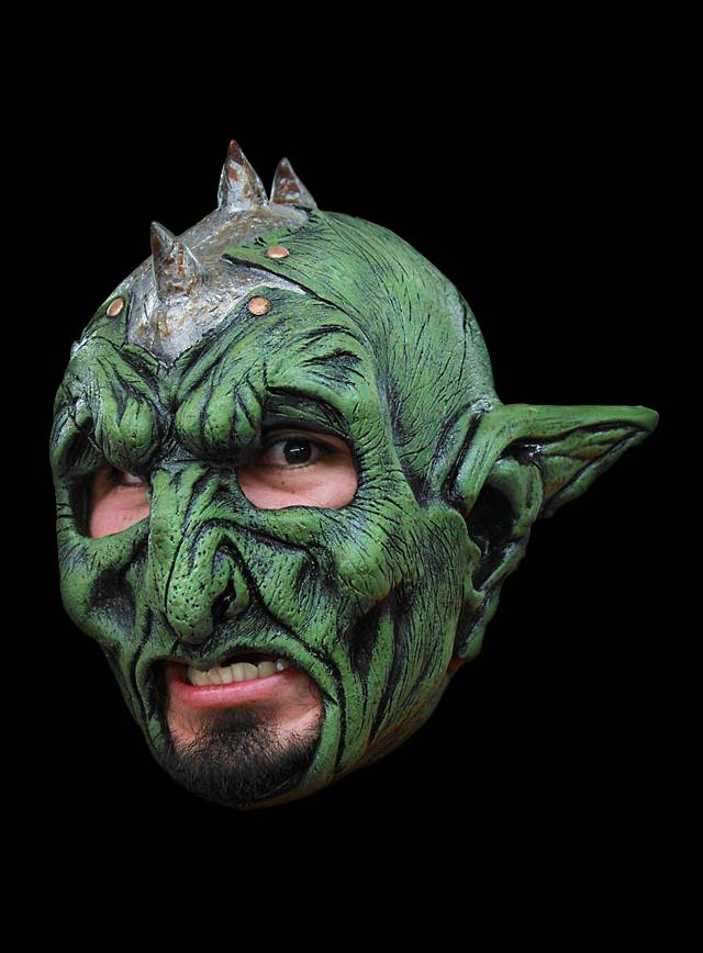 Orc Chinless Latex Full Mask