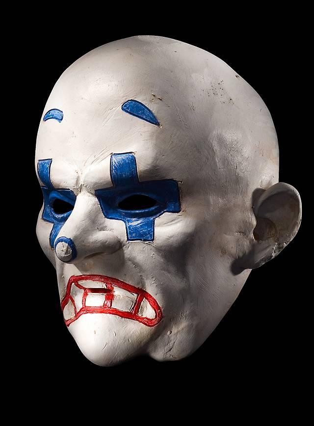 Original Batman Chuckles Clown Maske aus Latex
