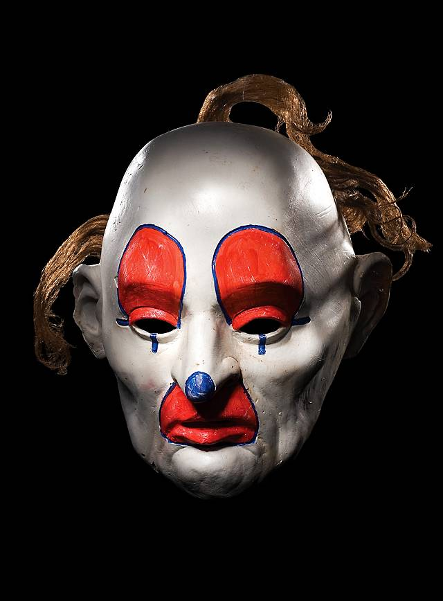 Original Batman Dopey Clown Maske Aus Latex