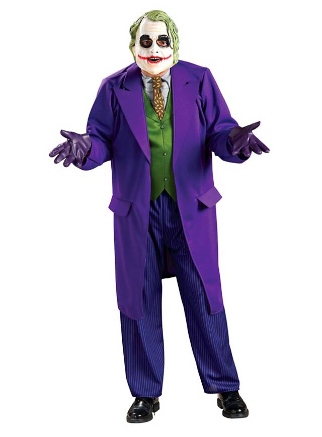 original batman joker kostum