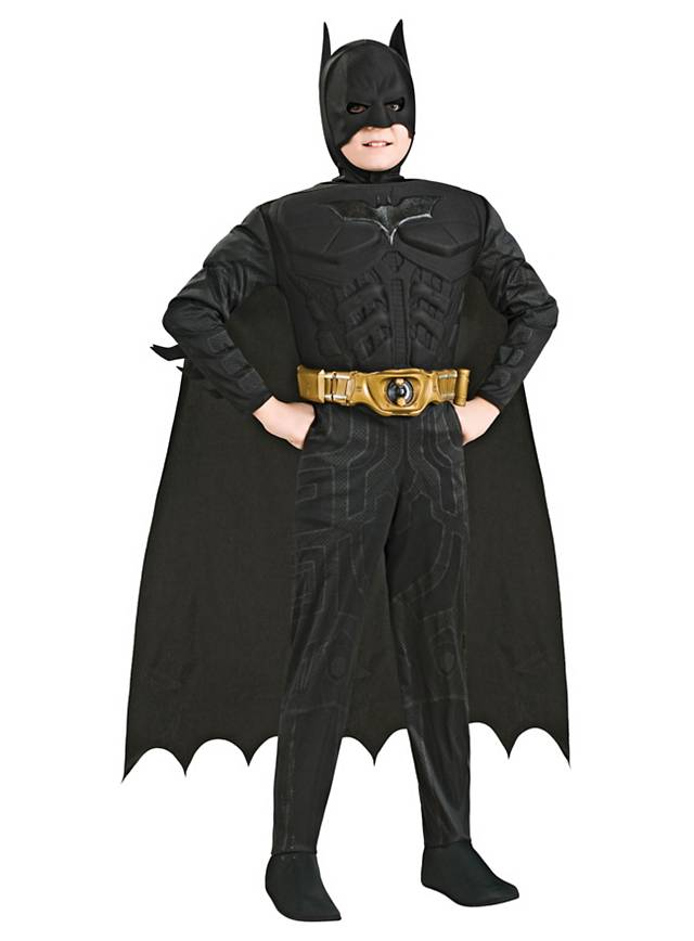 Original Batman The Dark Knight Child Costume