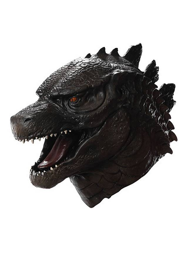 Original Godzilla Maske aus Latex