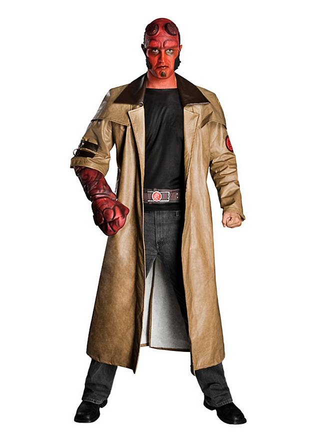 Original Hellboy Kostüm