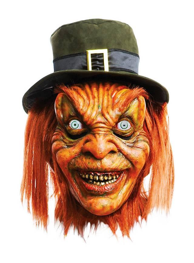 Original Leprechaun Mask Maskworld Com