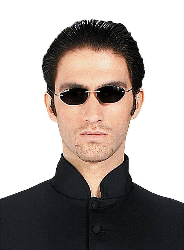 35b355b0028 Neo s Sunglasses In Matrix