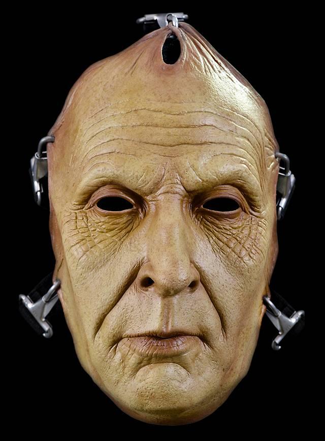 Original Saw Jigsaw Deluxe Totenmaske aus Latex