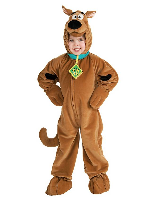 Original Scooby Doo Kinderkostüm - maskworld.com