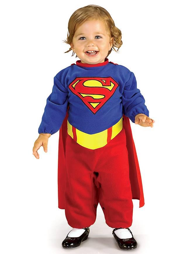 Original Supergirl Babykostüm
