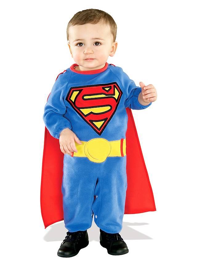 Original Superman Babykostüm