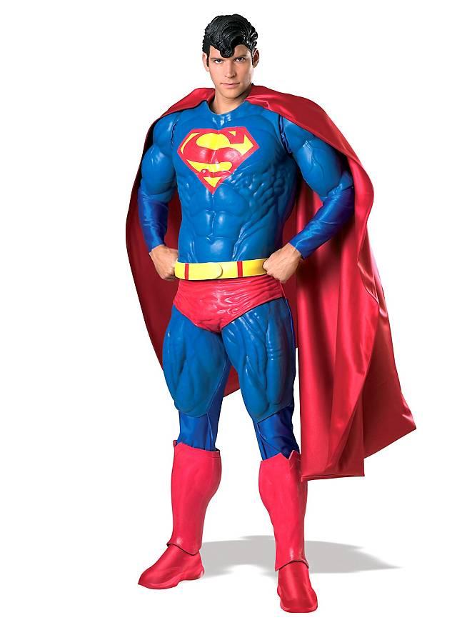 original superman collector edition kost m. Black Bedroom Furniture Sets. Home Design Ideas