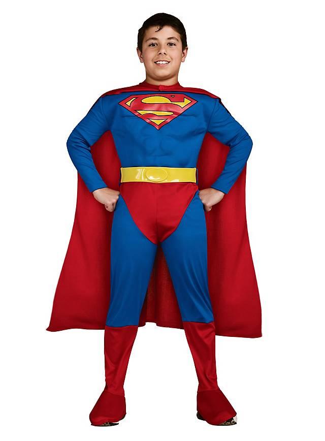 Original Superman klassisch Kinderkostüm