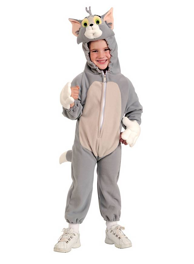 Original Tom & Jerry Tom Kinderkostüm