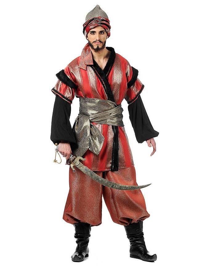 Ottoman Warrior Costume Maskworld Com