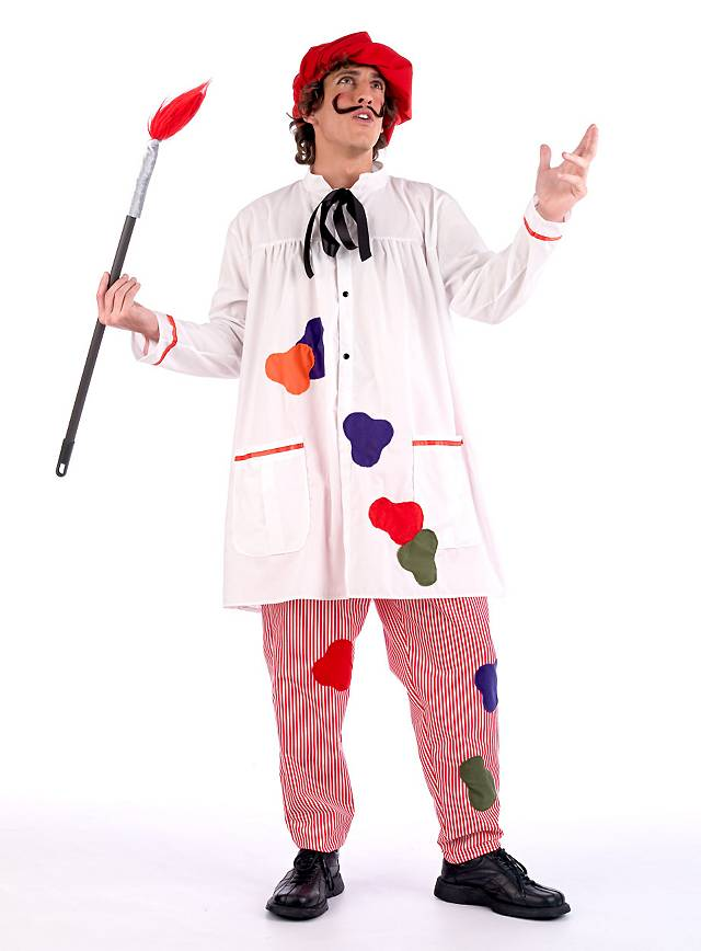Painter Costume - Costume