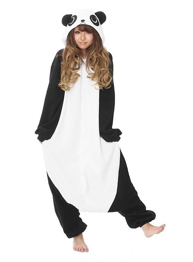 Panda Kigurumi Kostüm