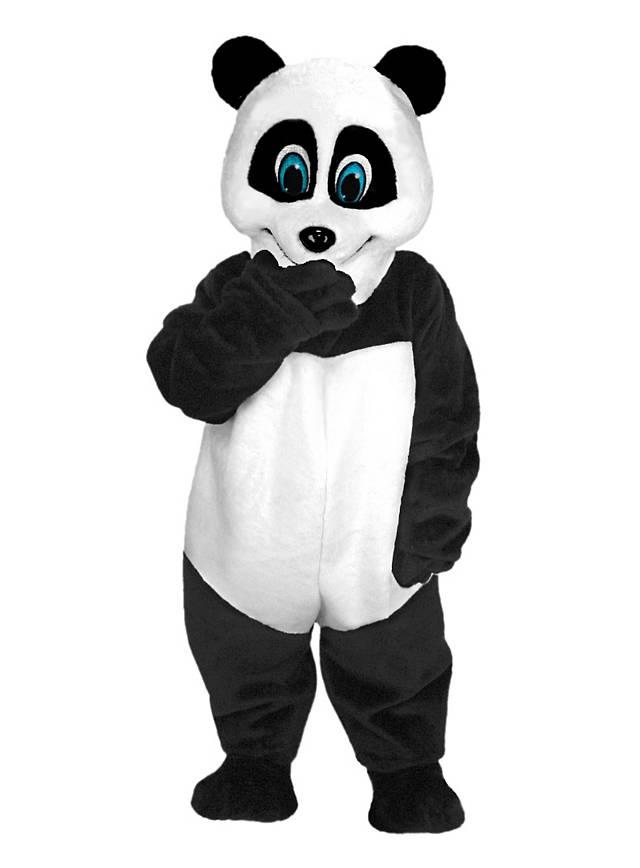 Pandabär Maskottchen