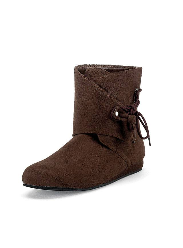 Peasant Shoes brown