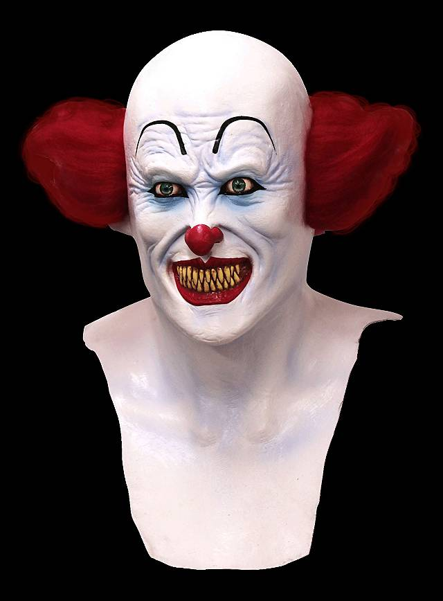 Pennywise clown mask Pennywise clown mask Pennywise clown mask Information and measures on the current situation