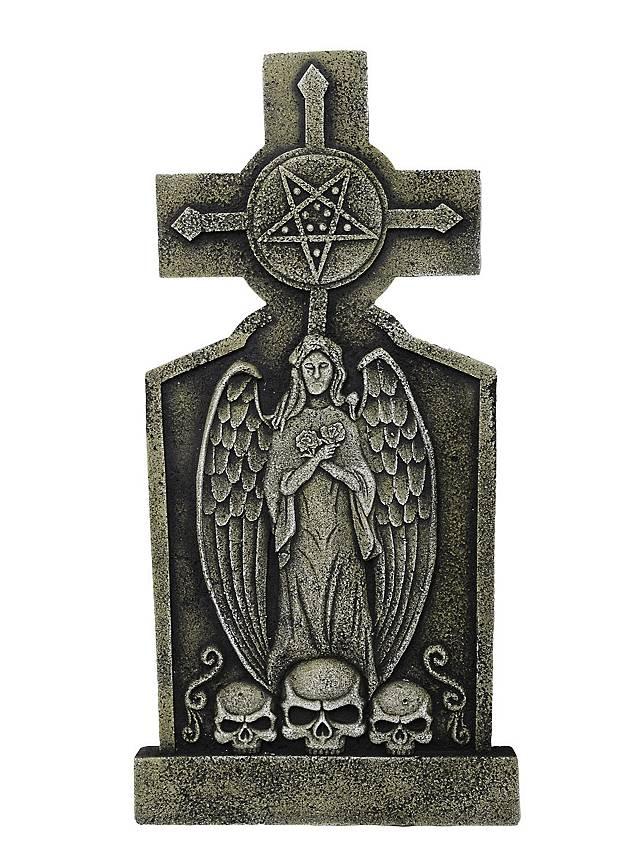 Pentacle Tombstone