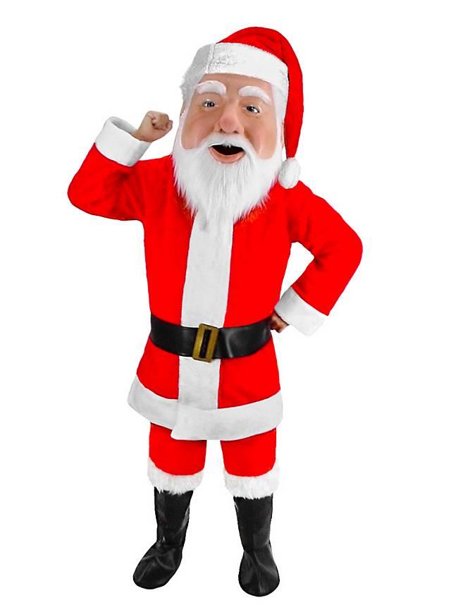 Père Noël Mascotte