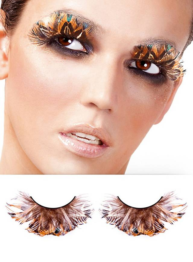 Perroquet False Eyelashes