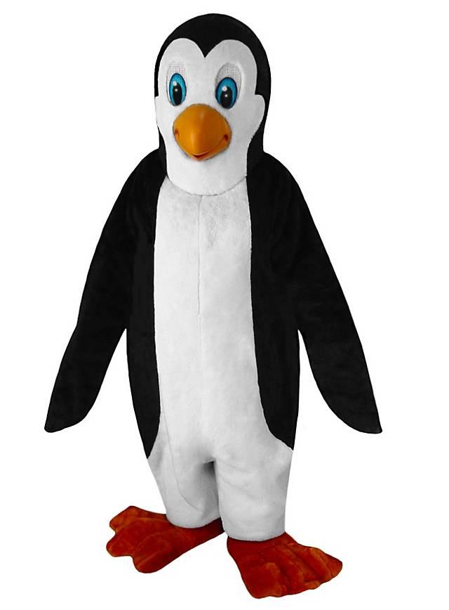 Peter Pinguin Maskottchen