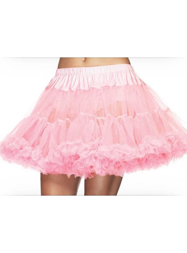 Petticoat kurz hellrosa