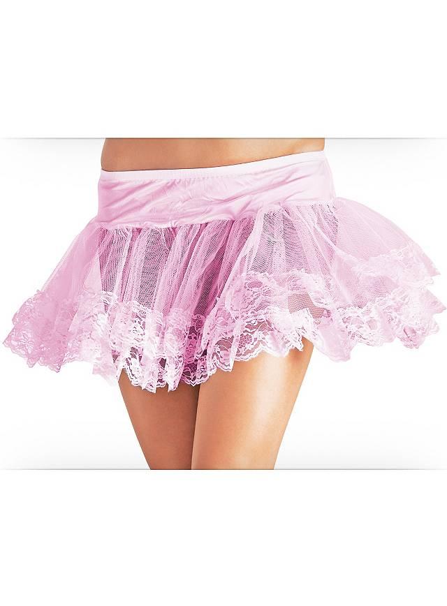 Petticoat pink short
