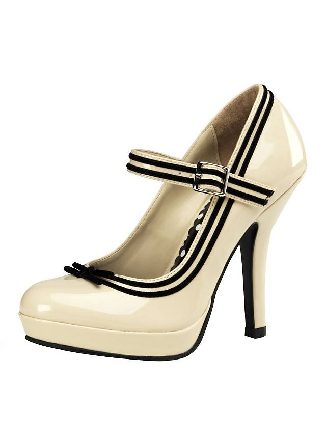Pin-up Shoes beige