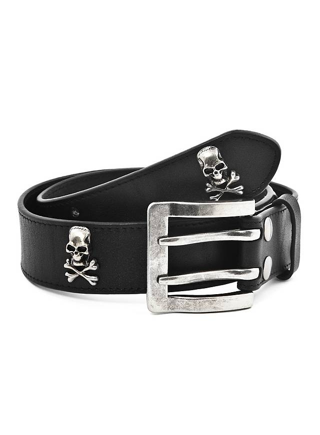 Pirate Belt with Skulls