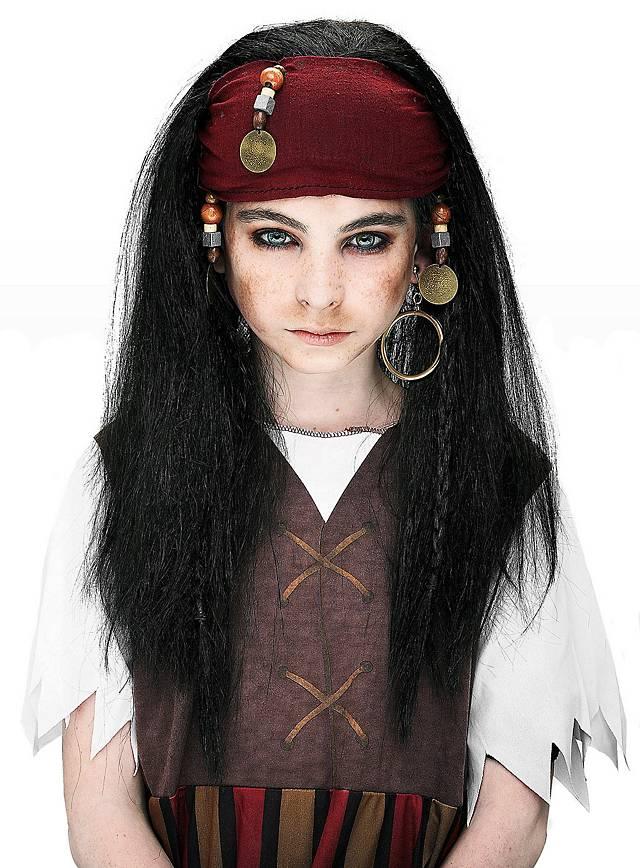 Pirate Child Wig