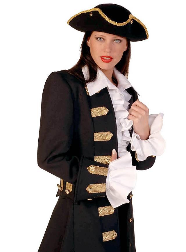pirate jacket woman. Black Bedroom Furniture Sets. Home Design Ideas