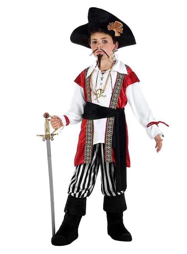 Piratenkapitän Kinderkostüm
