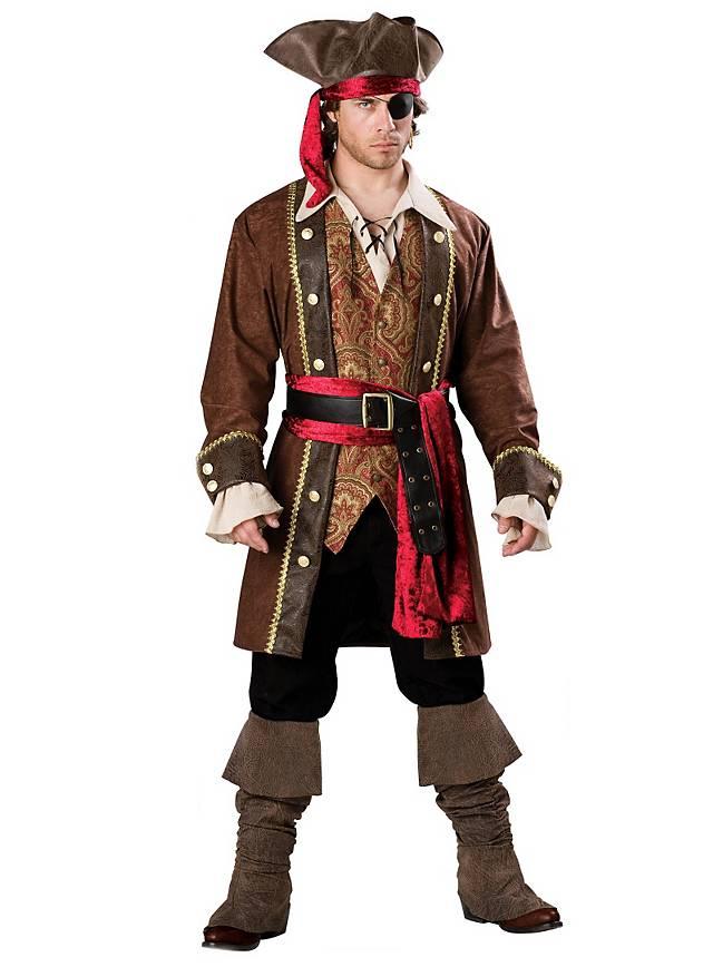Piratenkostüm Calico Jack