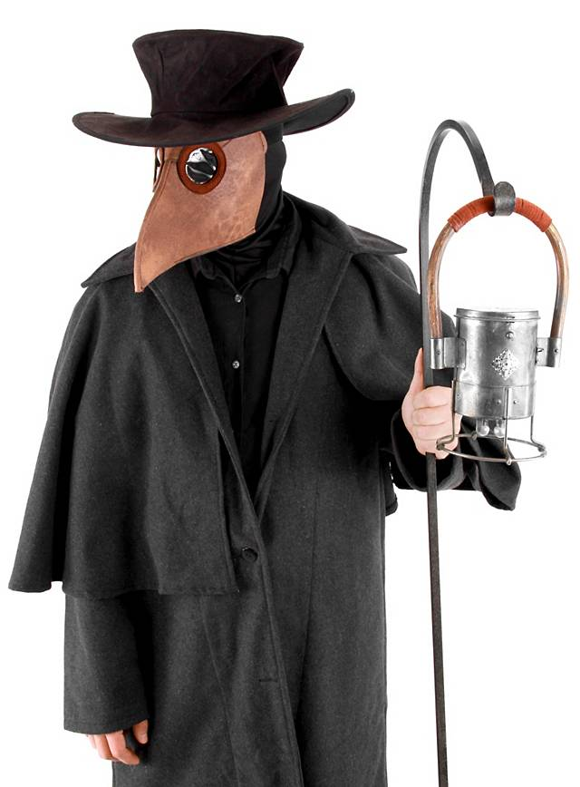 Plague Doctor Accessory Kit Maskworldcom