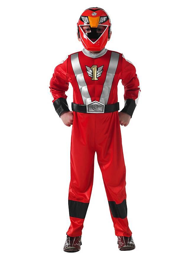 Power Ranger rot Kinderkostüm