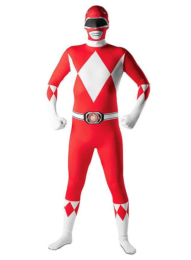 Power Rangers Ganzkörperanzug