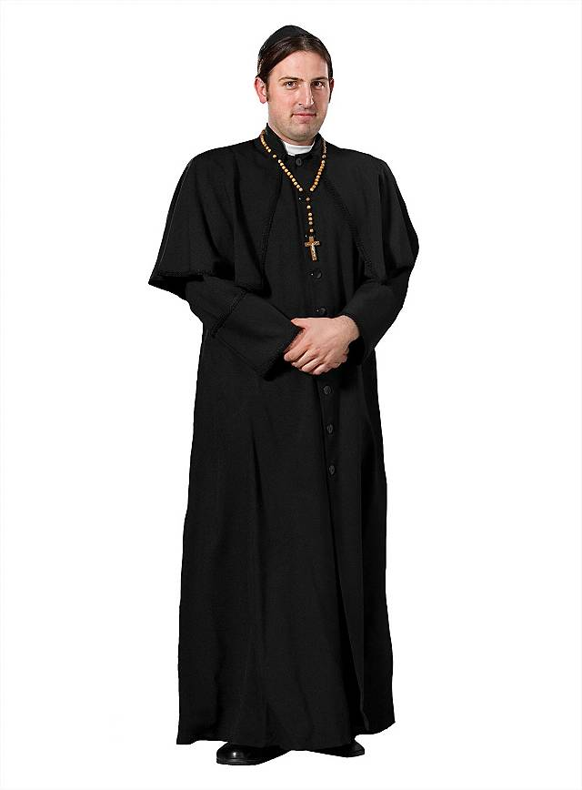 Preacher Costume Maskworld Com