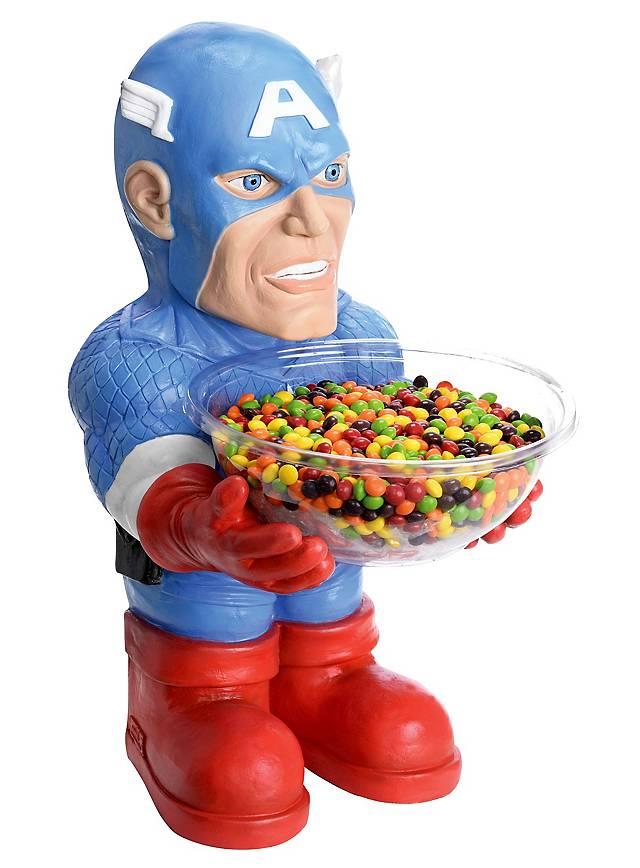 Présentoir à friandises Captain America